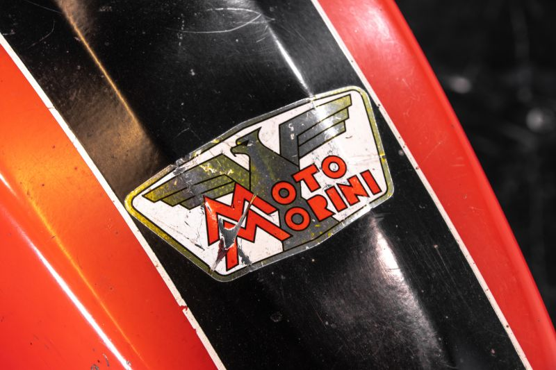 1975 Moto Morini Corsarino ZZ 77706