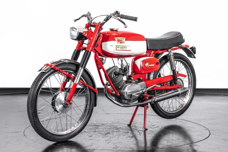 1967 Moto Morini Corsarino ZZ 77543
