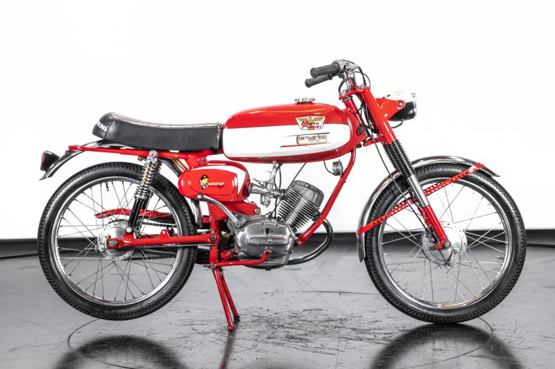 1967 Moto Morini Corsarino ZZ 77539