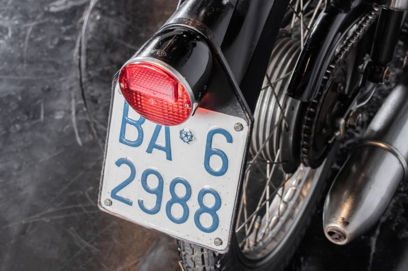 1960 Moto Morini Tresette Sprint 175 76475