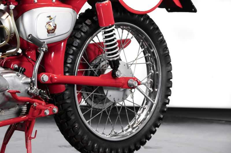 1966 Moto Morini Regolarità Griglione 125 77323