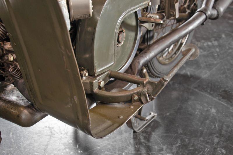 1976 Moto Guzzi SUPER ALCE   36517