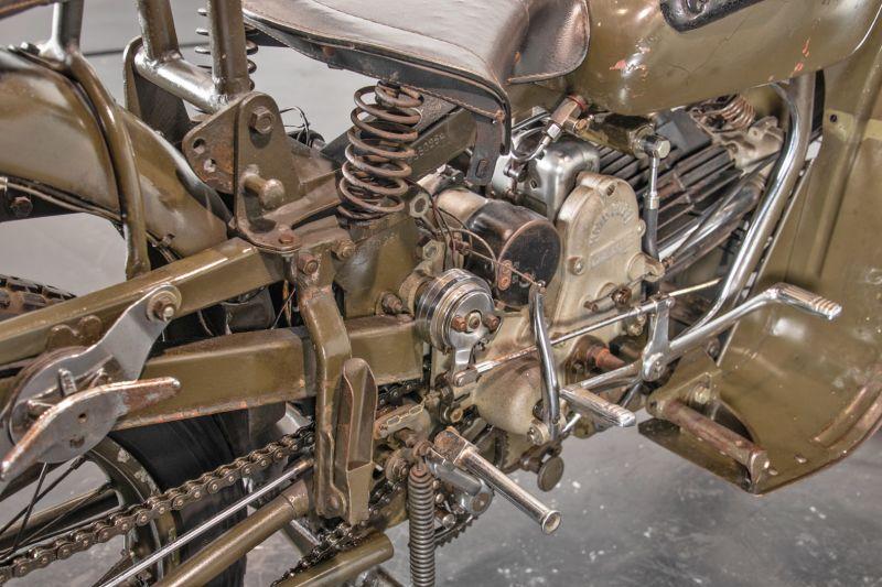1976 Moto Guzzi SUPER ALCE   36522