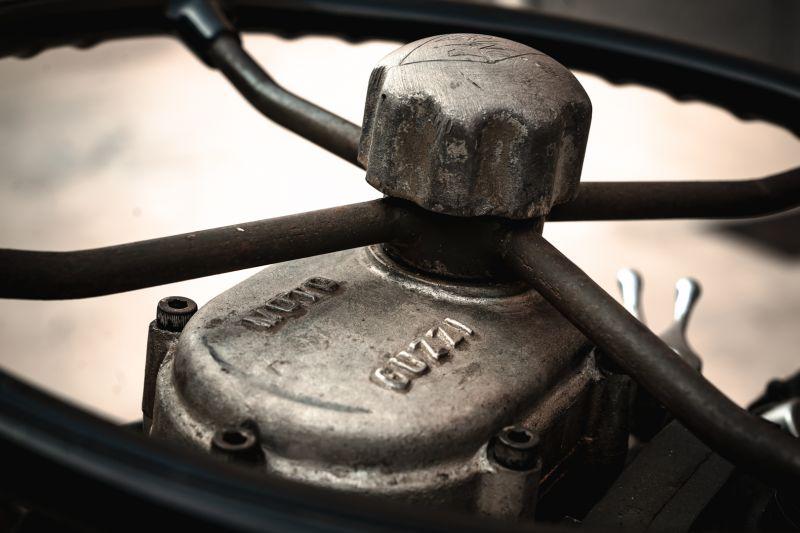 1960 Moto Guzzi Mulo Meccanico 63232
