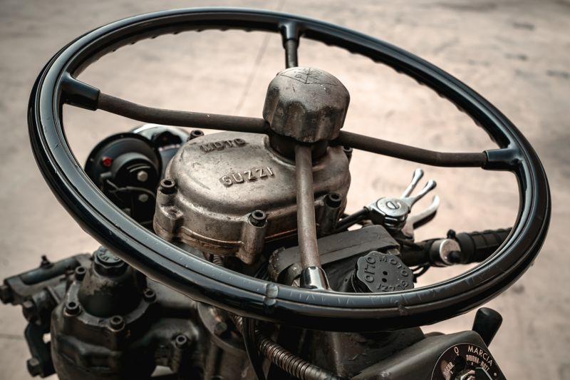 1960 Moto Guzzi Mulo Meccanico 63233