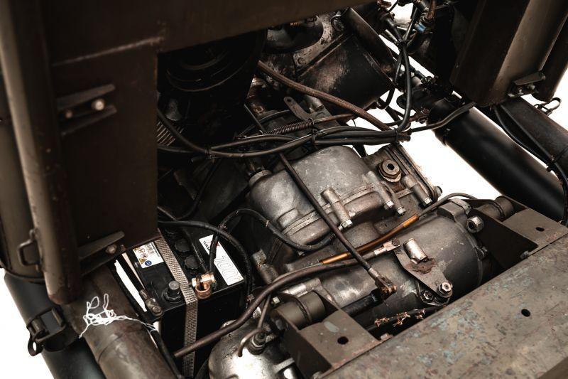 1960 Moto Guzzi Mulo Meccanico 63251