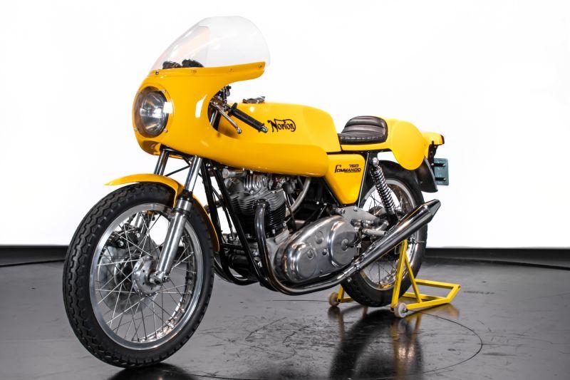 1971 Norton Commando 750 PR 72900