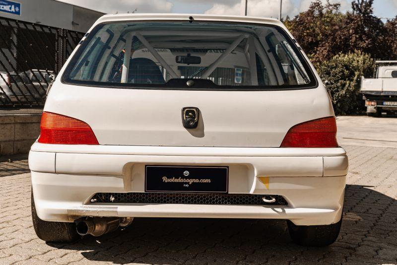 1998 Peugeot 106 Rallye S16 Group A 83079