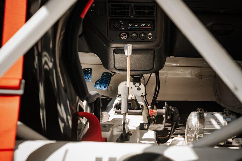 1998 Peugeot 106 Rallye S16 Group A 83094