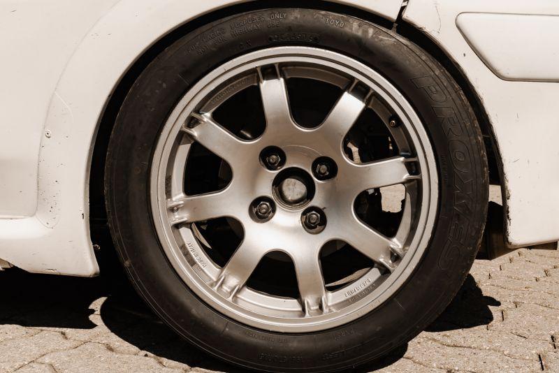 1998 Peugeot 106 Rallye S16 Group A 83085