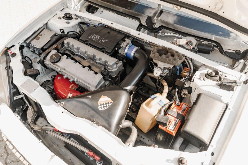 1998 Peugeot 106 Rallye S16 Group A 83129