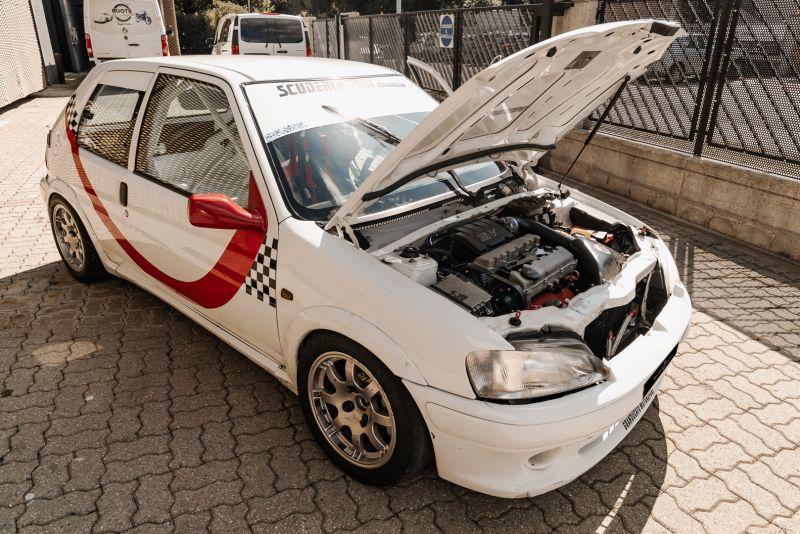 1998 Peugeot 106 Rallye S16 Group A 83082