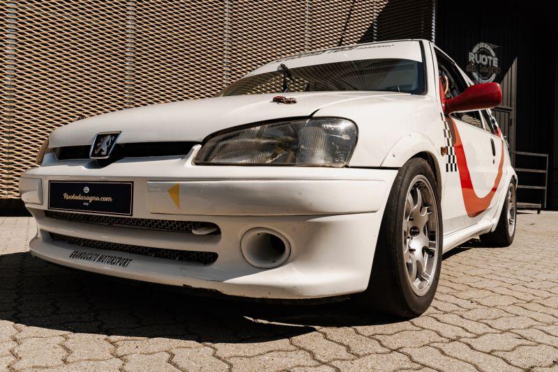 1998 Peugeot 106 Rallye S16 Group A 83074