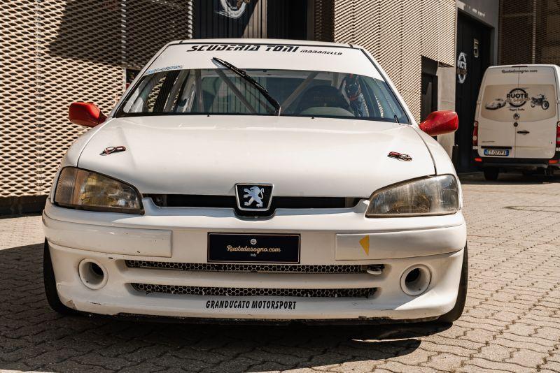 1998 Peugeot 106 Rallye S16 Group A 83075