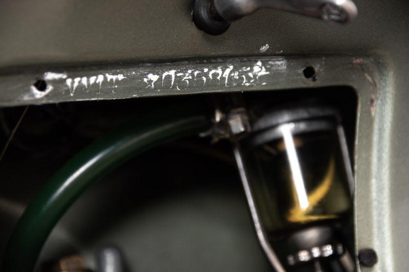 1953 Piaggio Vespa 125 Faro Basso 83456