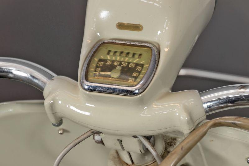 1955 Piaggio Vespa Struzzo Sidecar 37878