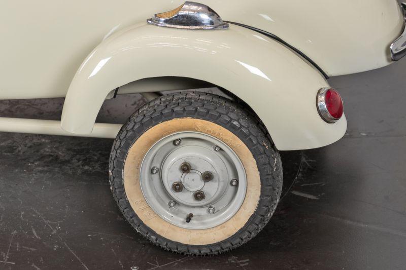 1955 Piaggio Vespa Struzzo Sidecar 37871