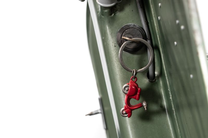 1951 Piaggio Vespa 125 51 V31 80389