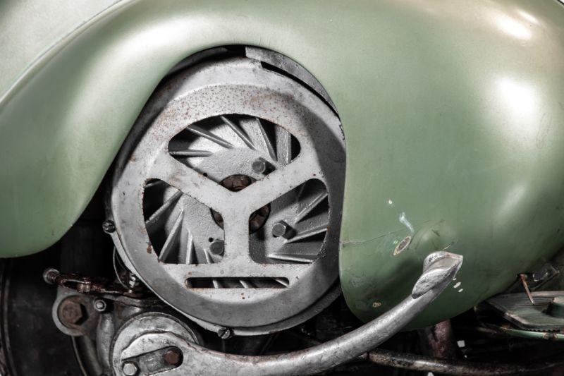 1951 Piaggio Vespa 125 51 V31 80373