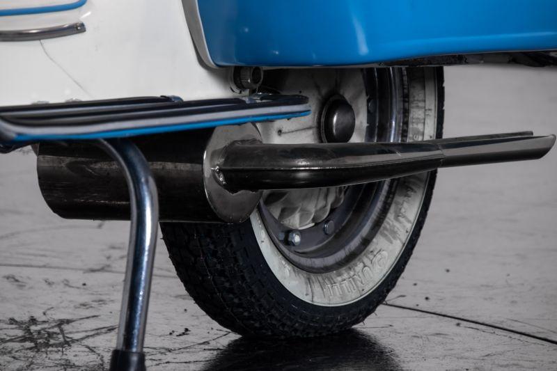 1970 Piaggio Vespa GT 82423