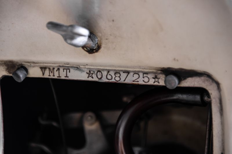 1953 Piaggio Vespa VM1 125  74159