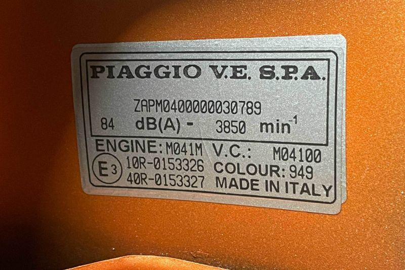 1998 Piaggio Vespa 125 ET4 81893
