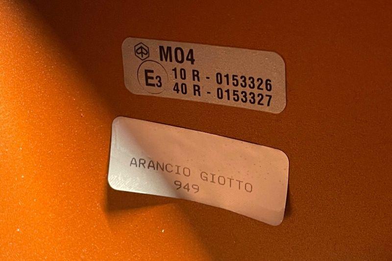 1998 Piaggio Vespa 125 ET4 81895