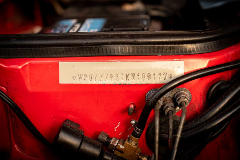 1988 Porsche 944 Turbo S Spec 62131