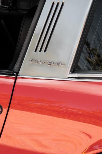 1974 Porsche 911 S 2.7 Targa 69640