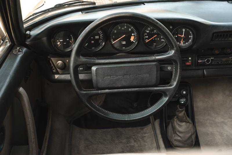 1985 Porsche 911 Carrera 3.2 Targa 73231