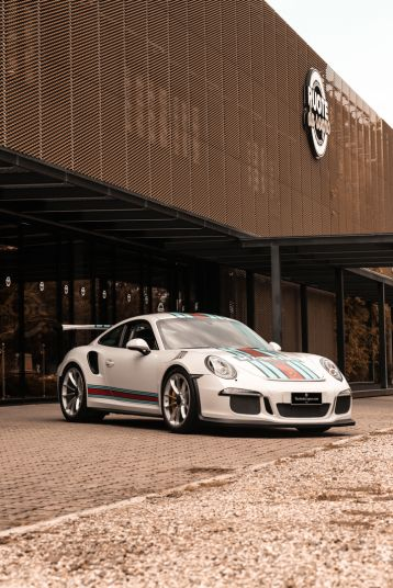 2016 Porsche 911 GT3 RS 78416