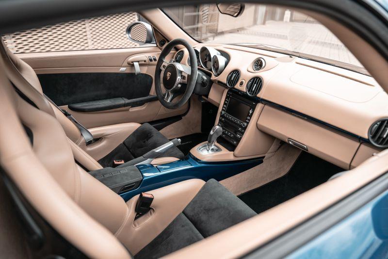 2012 Porsche Cayman R 77955