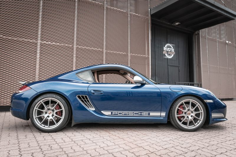 2012 Porsche Cayman R 77934