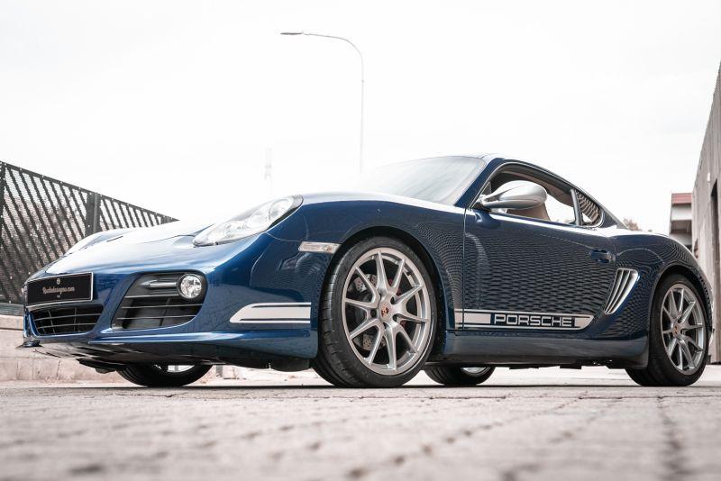 2012 Porsche Cayman R 77931