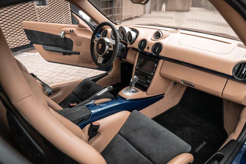 2012 Porsche Cayman R 77956