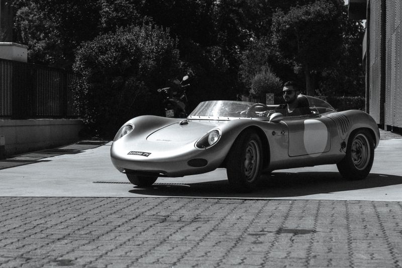 1976 Porsche 718 Replica CG Safari GP Sport 80310