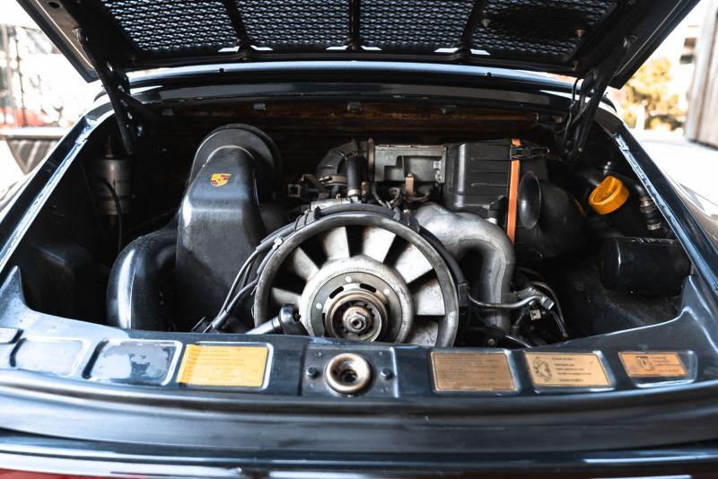 1986 Porsche 911 Carrera 3.2 Cabrio 70935
