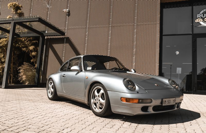 1994 Porsche 993 Carrera 3.6 83718
