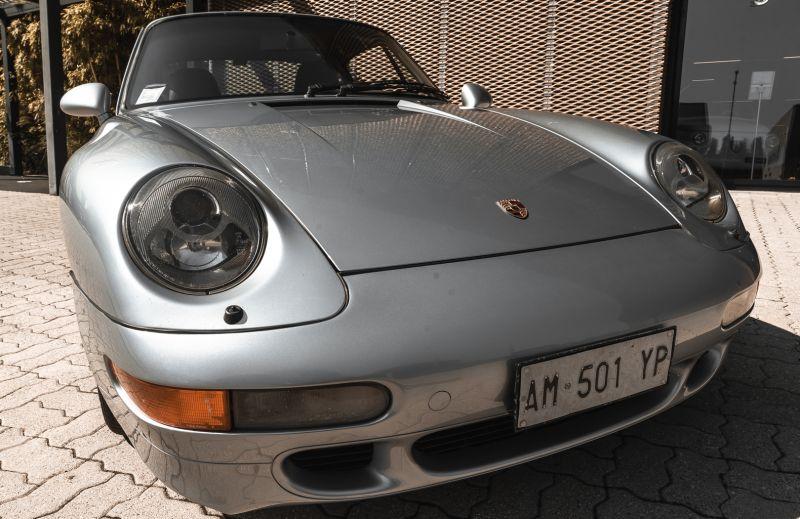 1994 Porsche 993 Carrera 3.6 83723