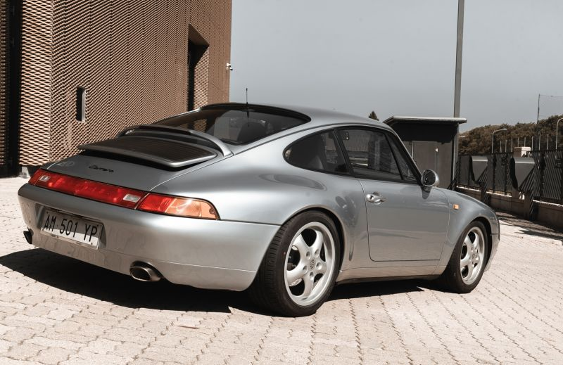 1994 Porsche 993 Carrera 3.6 83717