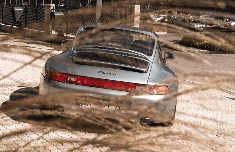 1994 Porsche 993 Carrera 3.6 83721