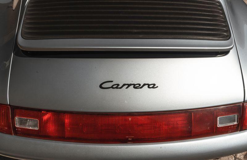 1994 Porsche 993 Carrera 3.6 83731