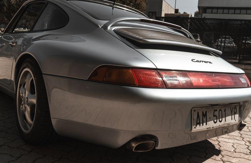 1994 Porsche 993 Carrera 3.6 83733