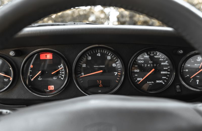 1994 Porsche 993 Carrera 3.6 83749