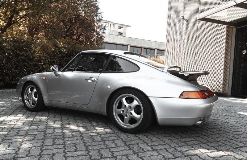 1994 Porsche 993 Carrera 3.6 83722