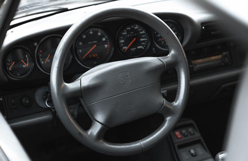 1994 Porsche 993 Carrera 3.6 83750