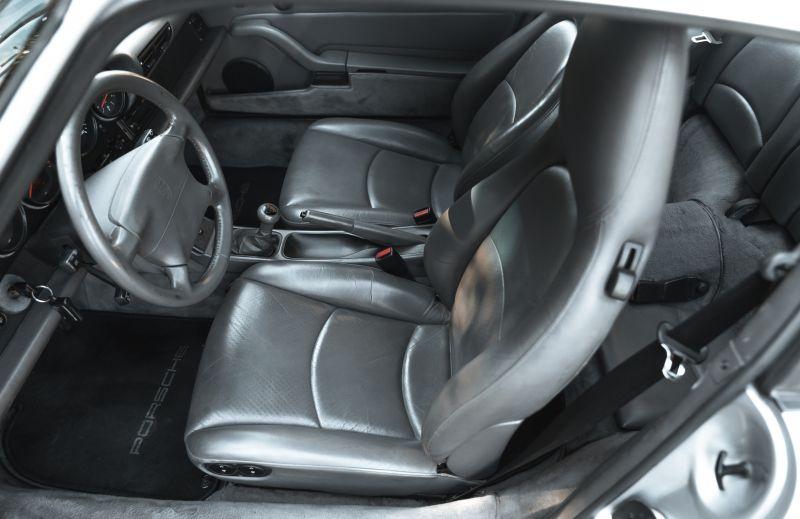 1994 Porsche 993 Carrera 3.6 83752