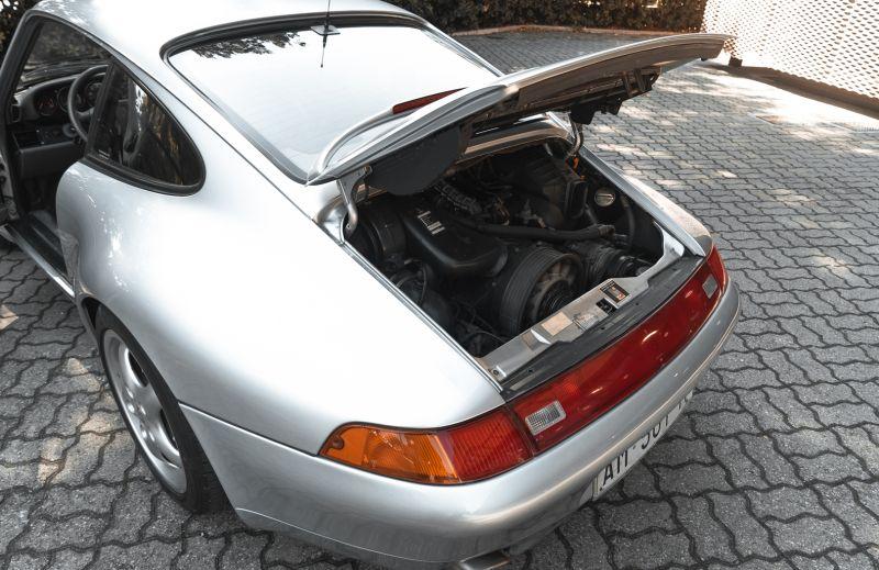 1994 Porsche 993 Carrera 3.6 83756