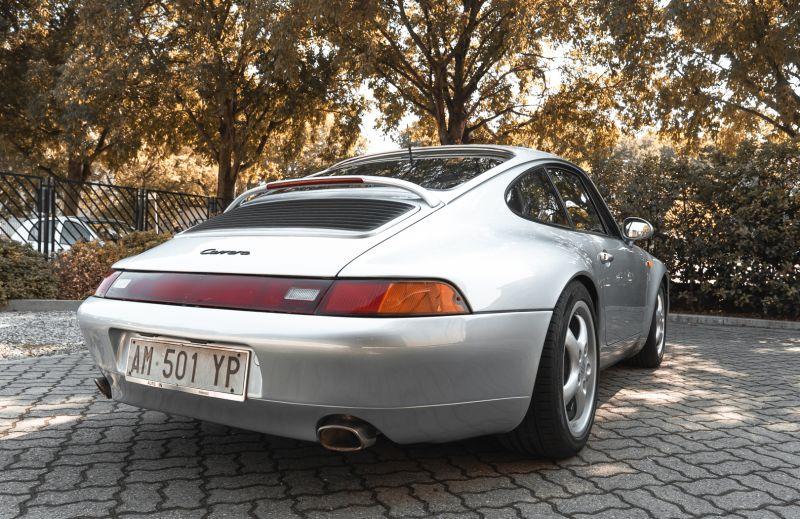 1994 Porsche 993 Carrera 3.6 83725