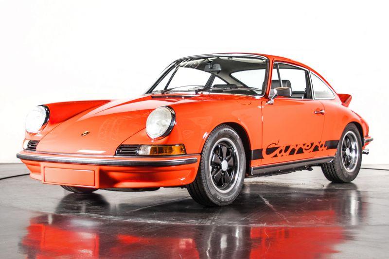 1973 Porsche 911 Carrera 2.7 RS 44392